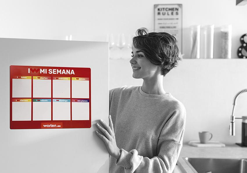 Organízate: Calendarios y Planificadores promocionales